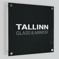 Must klaas 9005