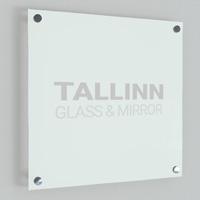 Matistatud klaas (valgendatud) 6603